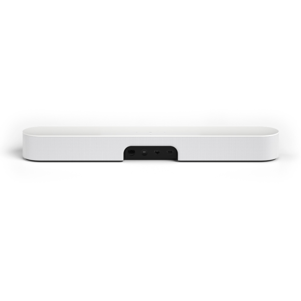 Sonos-Beam-White-Back-View-Griffin-Video-AV