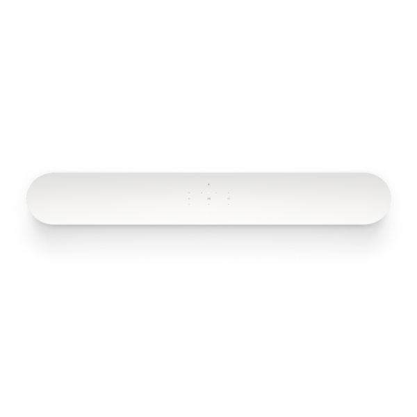 Sonos-Beam-White-Top-View-Griffin-Video-AV