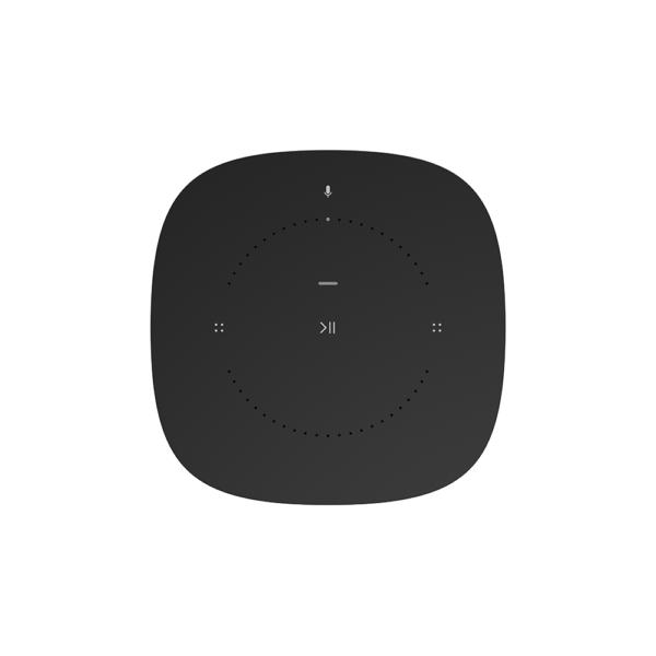 Sonos-One-Black-Top-View-Griffin-Video-AV