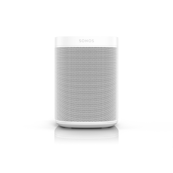 Sonos-One-White-Front-View-Griffin-Video-AV