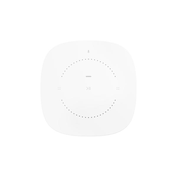 Sonos-One-White-Top-View-Griffin-Video-AV
