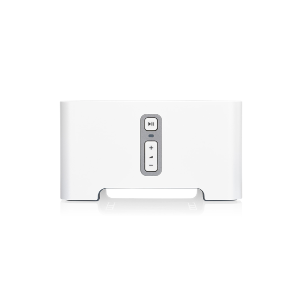 Sonos-Play-Connect-White-Front-View-Griffin-Video-AV