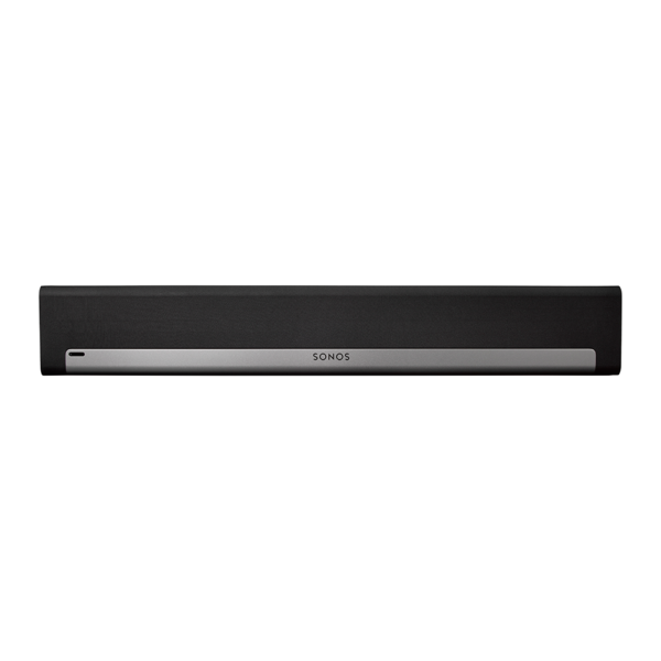 Sonos-Playbar-Black-Front-View-Griffin-Video-AV