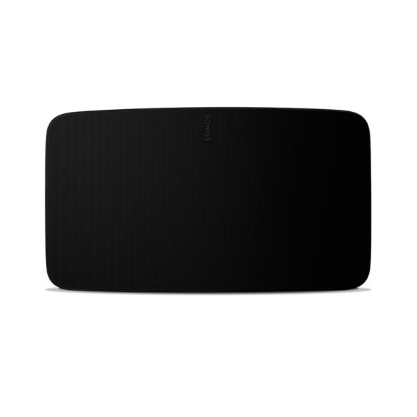 Sonos-Five-Black-Front-View-Griffin-Video-AV