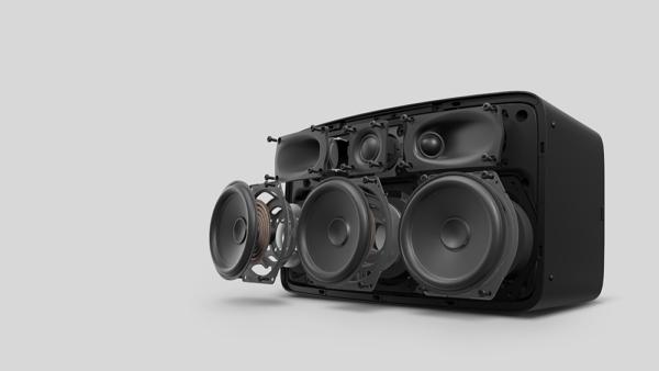 Sonos-Five-Black-Speaker-View-Griffin-Video-AV