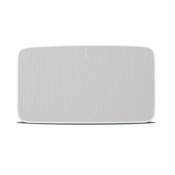 Sonos-Five-White-Front-View-Griffin-Video-AV